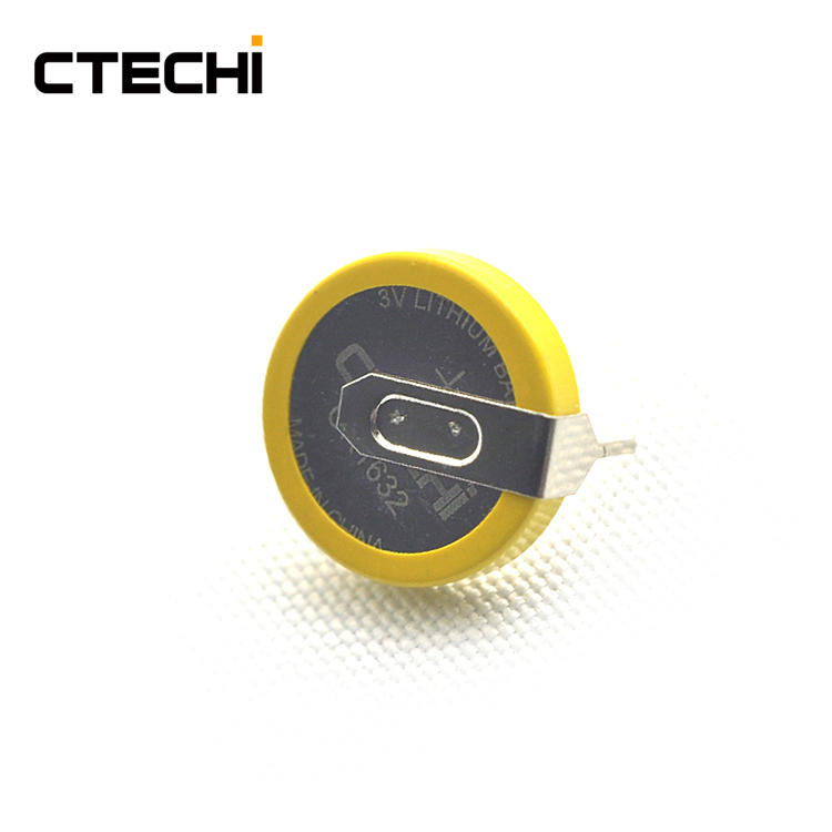 high power button battery CR1632 3V