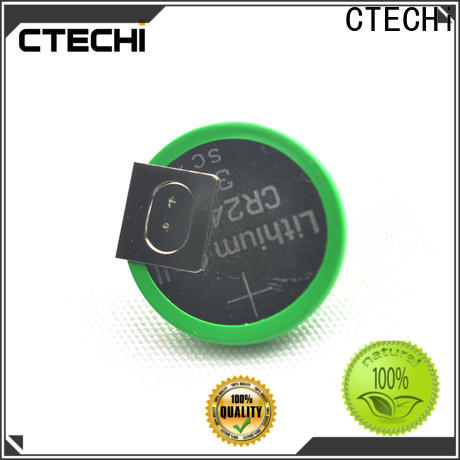CTECHi electronic lithium coin cell customized for instrument