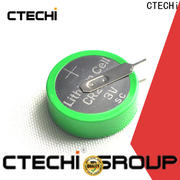 miniature button cell customized for camera