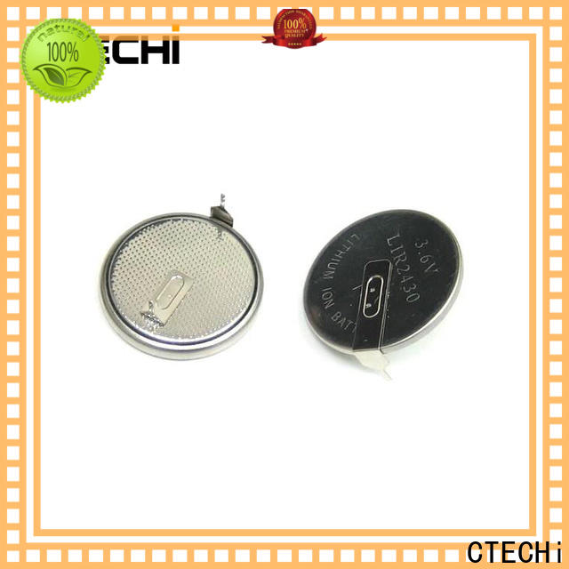 CTECHi small rechargeable button cell wholesale for watch