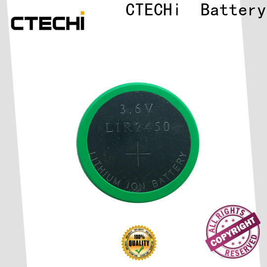 CTECHi rechargeable c batteries factory for car key