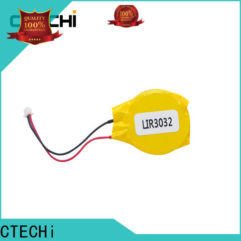 CTECHi small rechargeable coin cell design for calculator