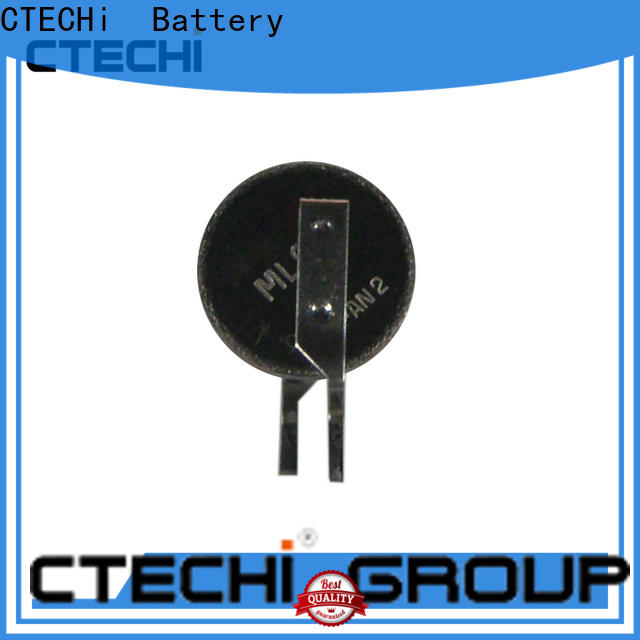 digital rechargeable cell battery wholesale for watch