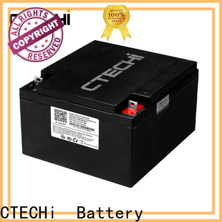 CTECHi lifepo4 battery series for travel