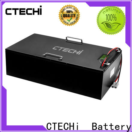 CTECHi portable lifepo4 batterie supplier for travel