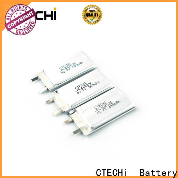 CTECHi smart polymer battery supplier for smartphone