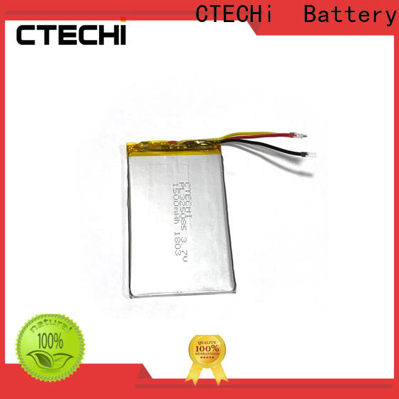 CTECHi lithium polymer battery charger customized for electronics device