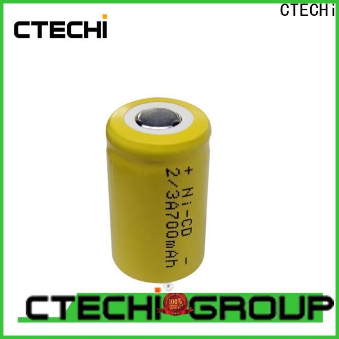 CTECHi saft ni cd battery customized for payment terminals