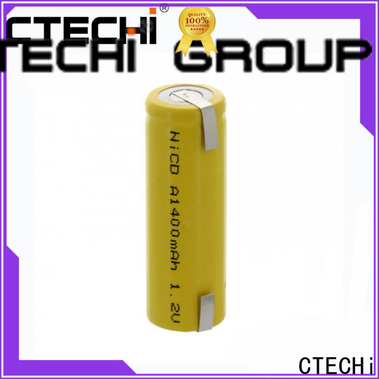 CTECHi ni-cd battery personalized for emergency lighting