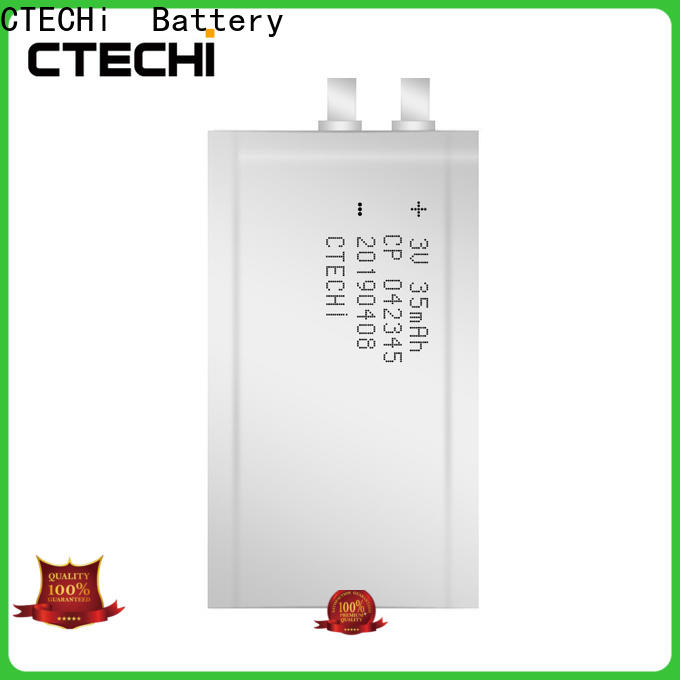 CTECHi 2200mah micro-thin battery manufacturer for factory