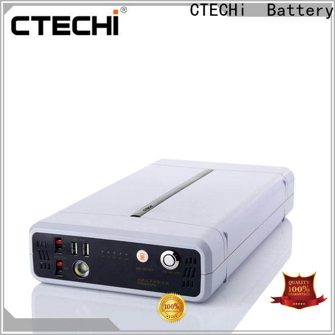CTECHi small power bank personalized for household