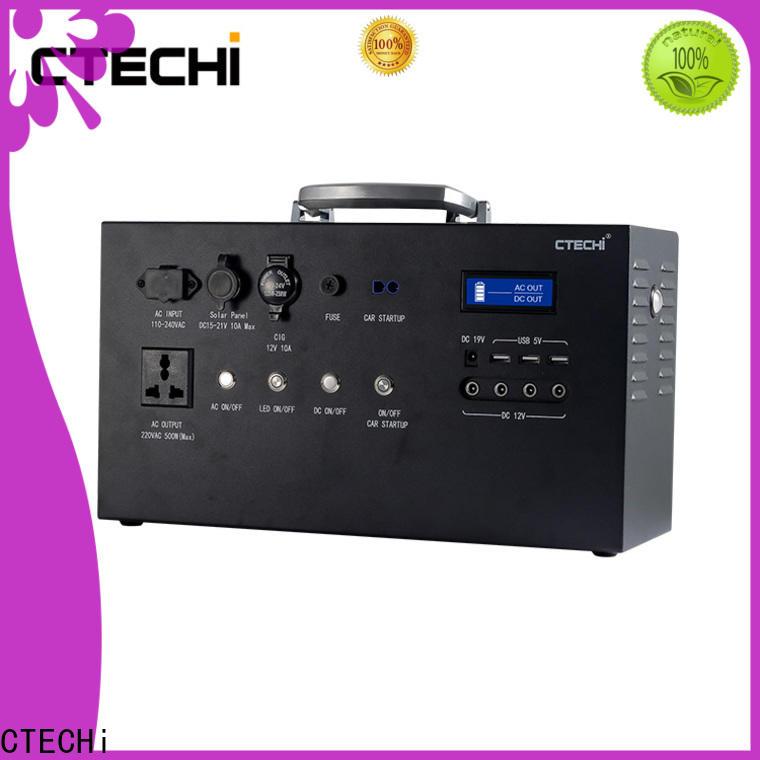 CTECHi li ion battery pack wholesale for UAV