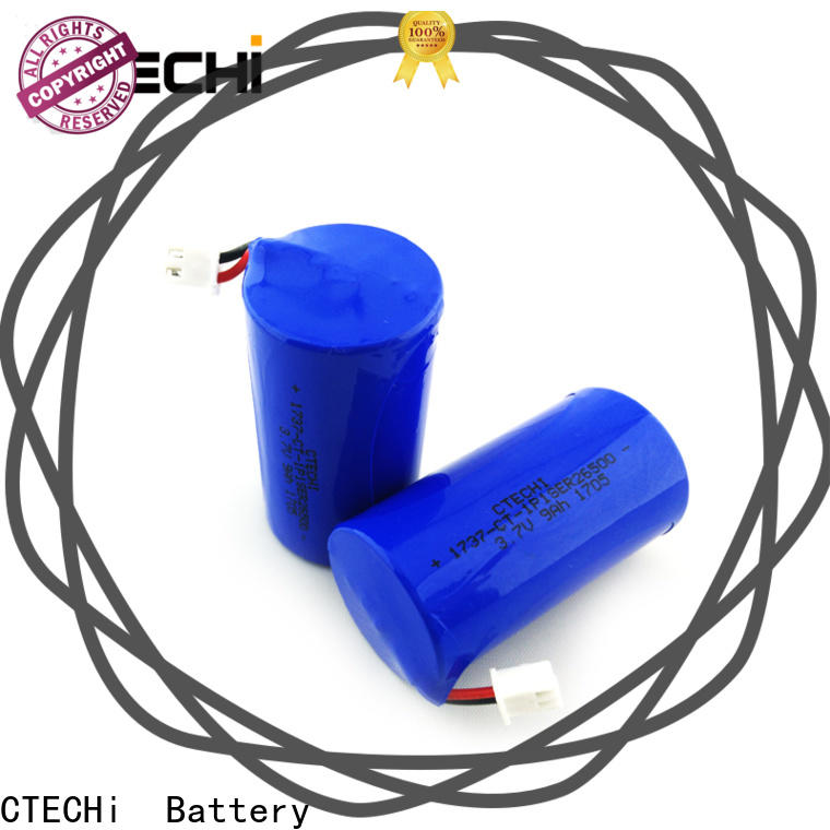 CTECHi large lithium cell batteries manufacturer for remote controls