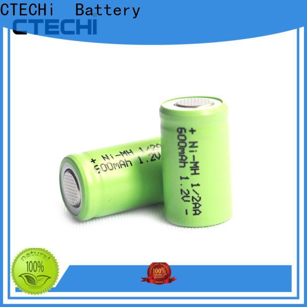 CTECHi nickel-metal hydride batteries supplier for portable speaker