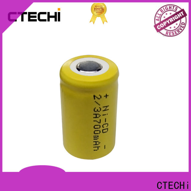 CTECHi nickel-cadmium battery personalized for vacuum cleaners