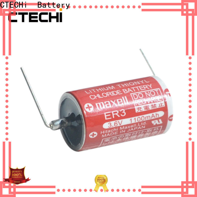 CTECHi not rechargeable batteries manufacturer for industry