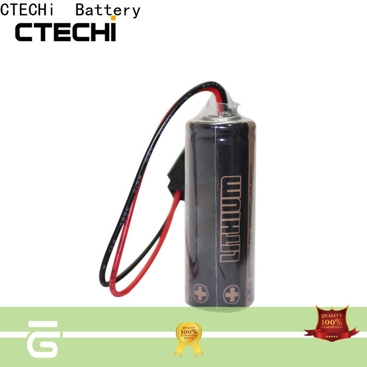 CTECHi fdk lithium battery customized for clock