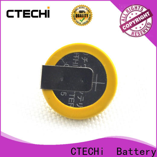electronic lithium coin cell customized for laptop