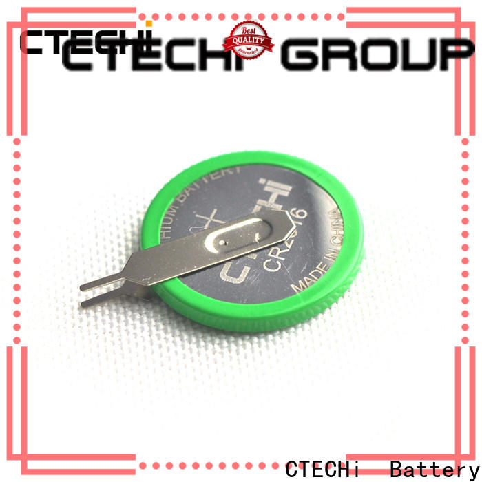 CTECHi lithium coin cell battery supplier for computer