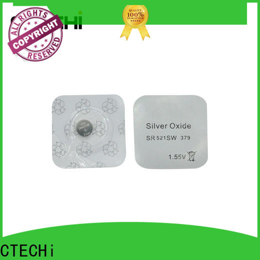 CTECHi small button watch battery manufacturer for car key