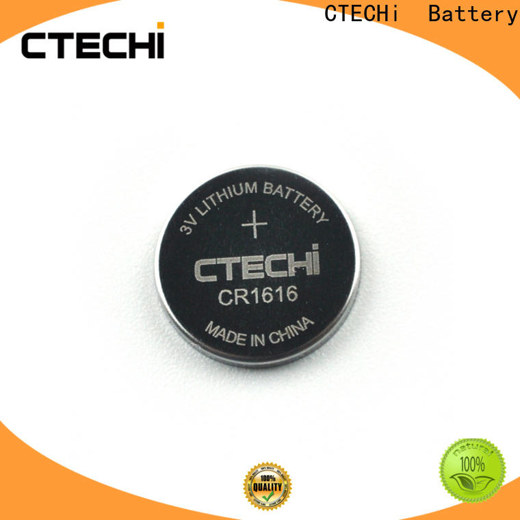 CTECHi lithium coin cell battery customized for instrument