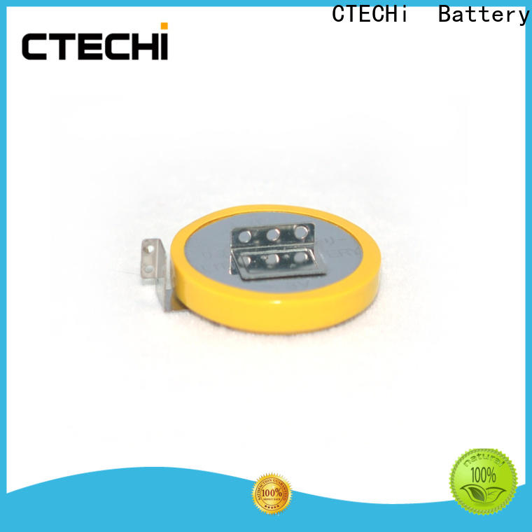 CTECHi primary lithium button cell supplier for instrument