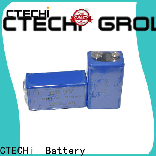CTECHi batterie lithium factory for remote controls