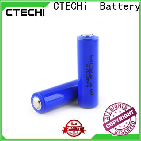 CTECHi cylindrical aaa lithium batteries personalized for electronic products