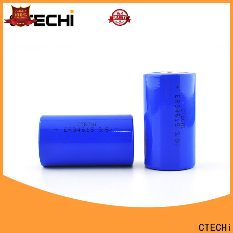 CTECHi lithium battery cells customized for digital products