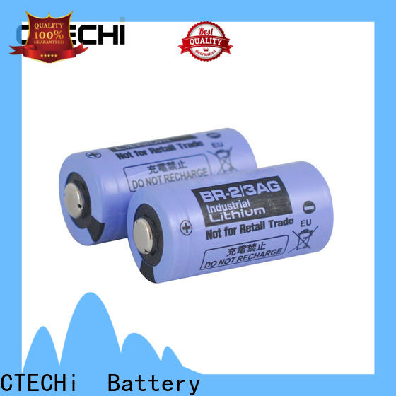 CTECHi heat resistance primary battery supplier for cameras