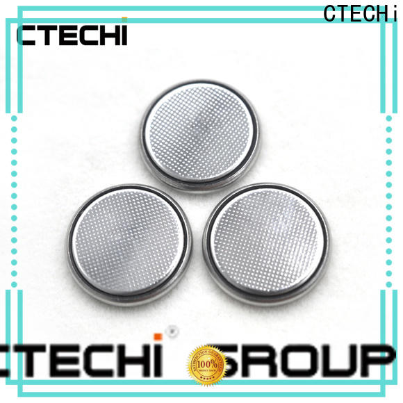 CTECHi small rechargeable button cell batteries design for calculator
