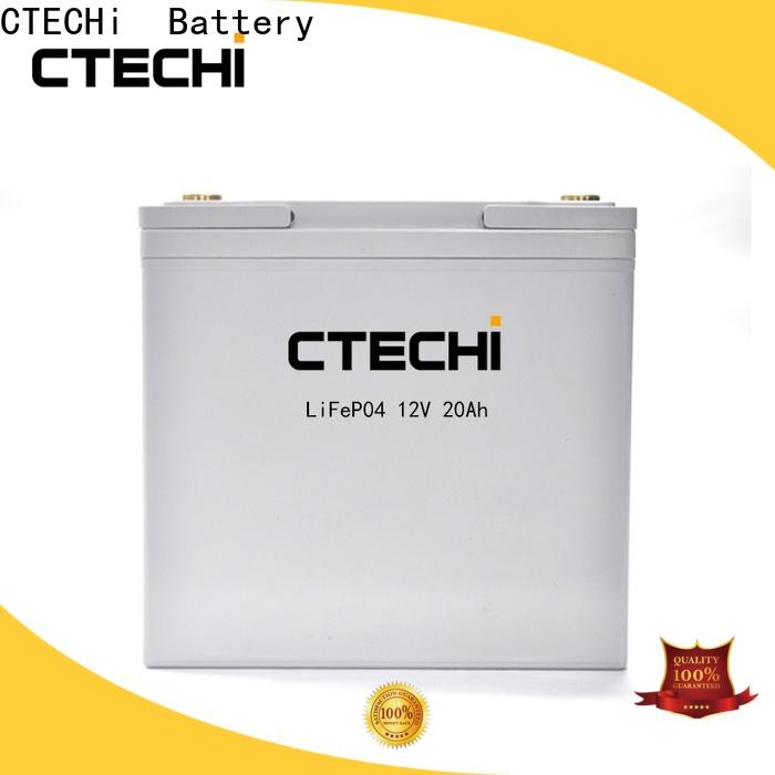 CTECHi lifepo4 battery india customized for golf car