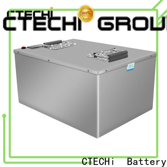 CTECHi lifepo4 battery price personalized for golf car