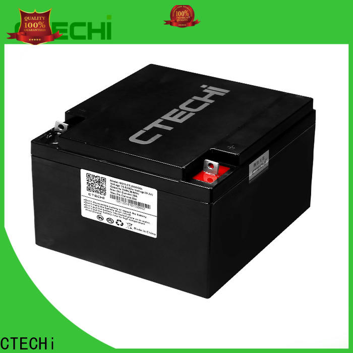 CTECHi small lifepo4 batterie series for solar energy