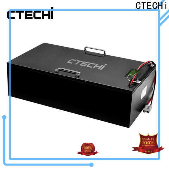 CTECHi lifepo4 battery pack series for solar energy
