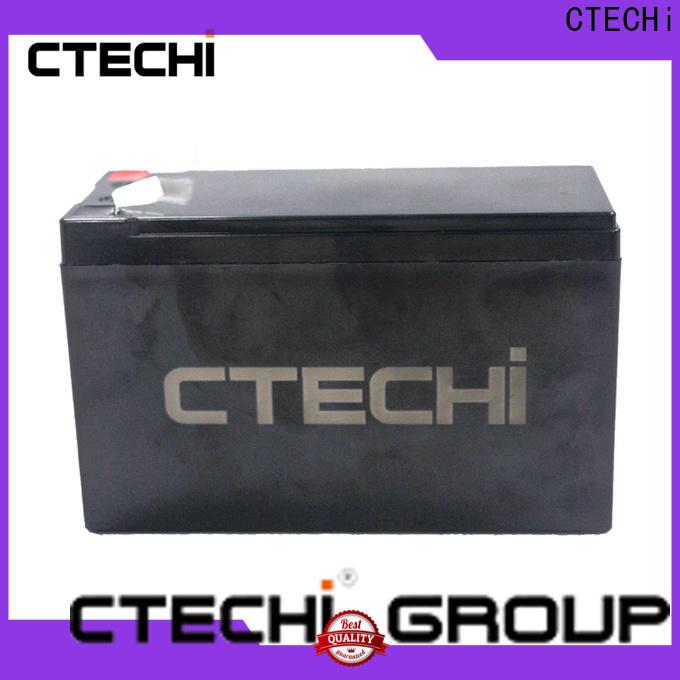 CTECHi lifepo4 battery canada supplier for RV