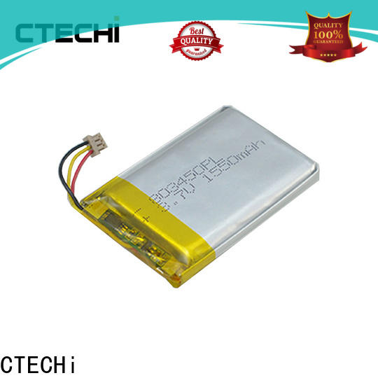 CTECHi quality polymer battery customized for electronics device