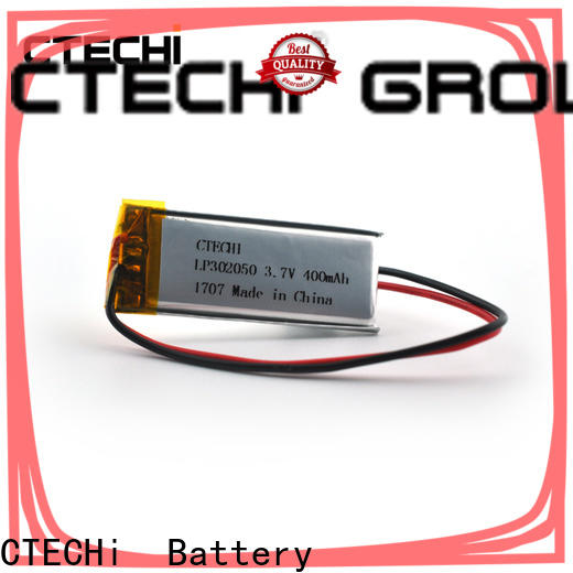 CTECHi lithium polymer battery 12v customized for smartphone