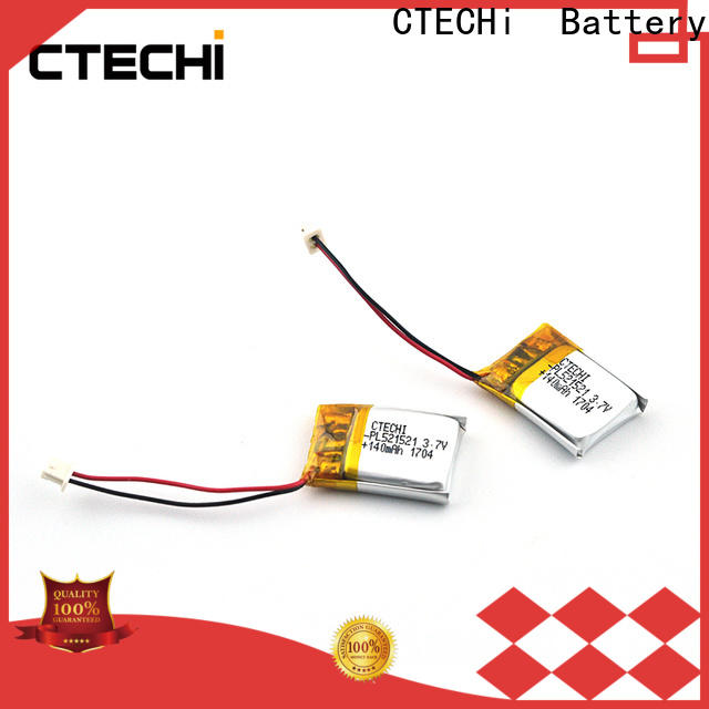 CTECHi square lithium polymer battery 12v personalized for smartphone