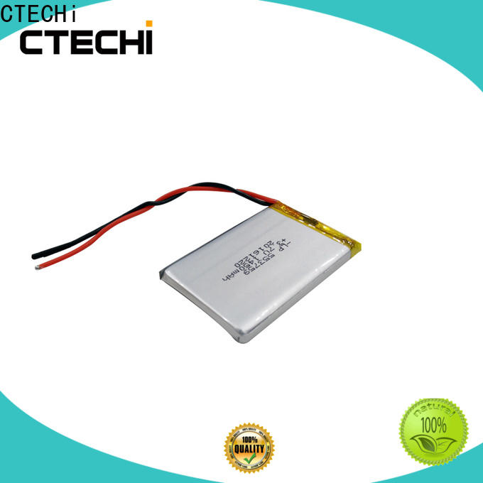 CTECHi lithium polymer battery charger customized for smartphone