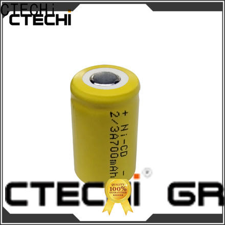 CTECHi stable ni cd battery price manufacturer for emergency lighting