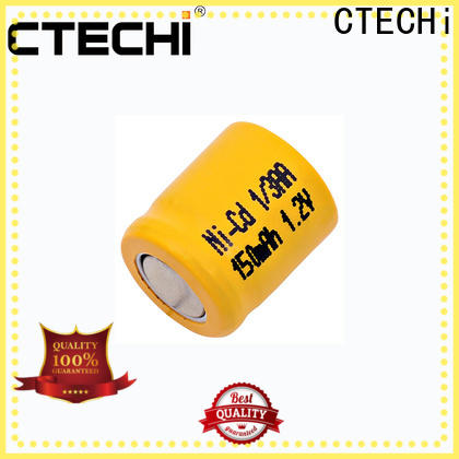 CTECHi nickel-cadmium battery personalized for payment terminals