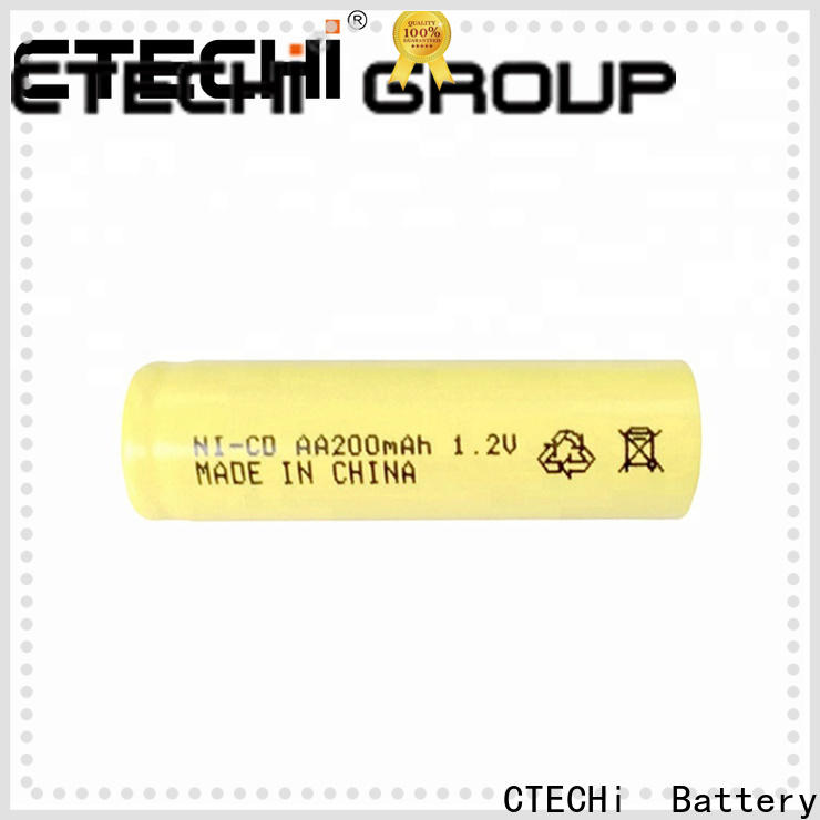 CTECHi wide temperature range ni cd battery price factory for emergency lighting