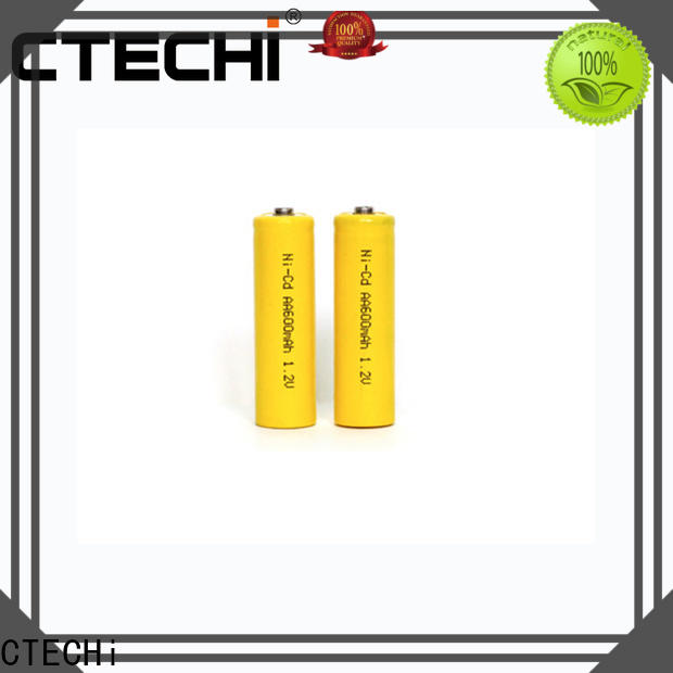 CTECHi rechargeable nickel-cadmium battery factory for sweeping robot