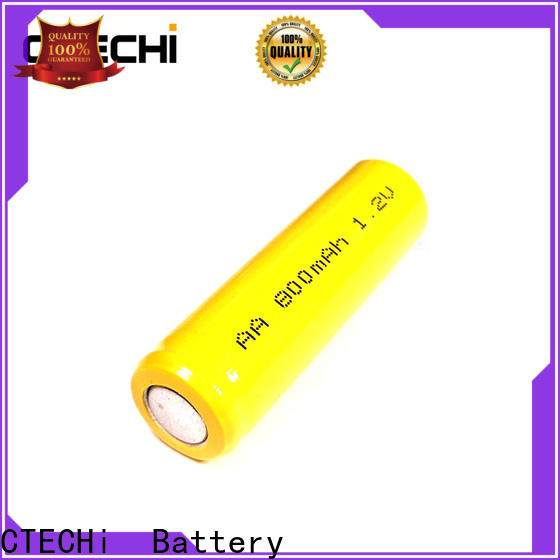 CTECHi rechargeable saft ni cd battery customized for sweeping robot
