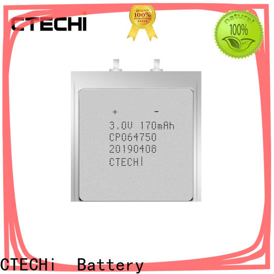 2200mah ultra-thin battery directly sale for industry