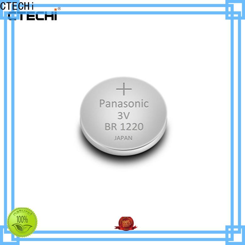 CTECHi professional panasonic lithium battery 18650 customized for UAV
