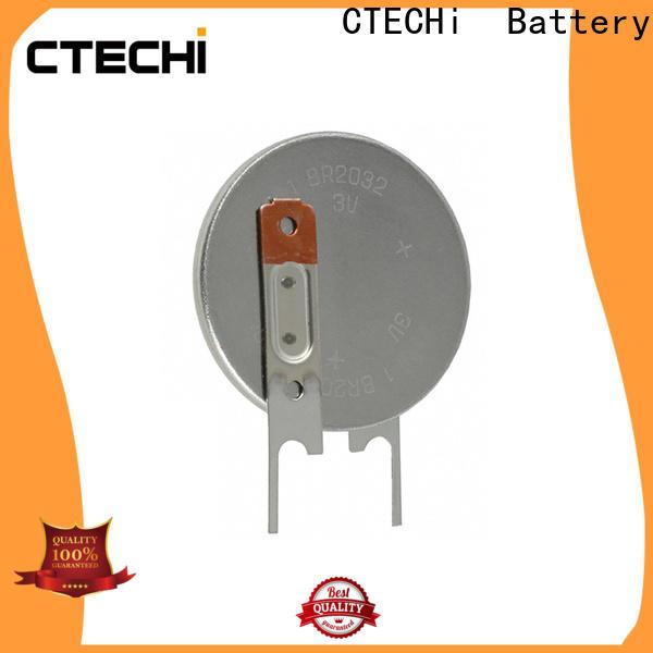 CTECHi panasonic lithium battery customized for flashlight