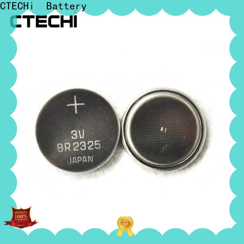 CTECHi panasonic lithium battery 3v customized for UAV