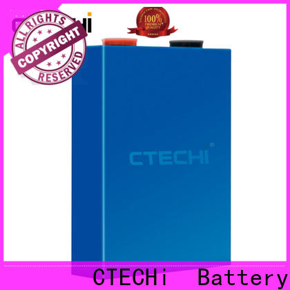 CTECHi light 12v lifepo4 battery charger series for travel